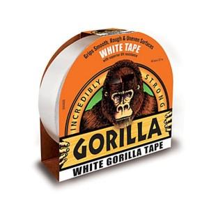 GORILLA WHITE TAPE fehér színű extra erős ragasztószalag