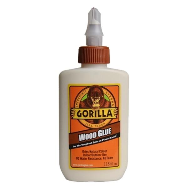 gorilla wood  glue 118ml